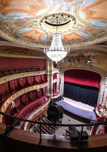 Le mix Théâtre