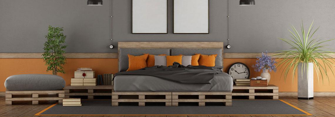 Déco de lit